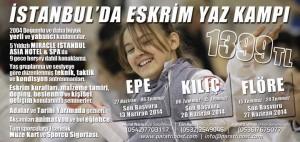 Eskrim İstanbul Kamp
