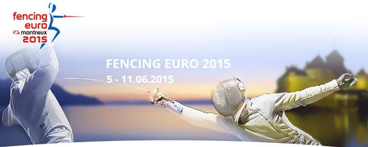 Büyükler Avrupa Eskrim Şampiyonası